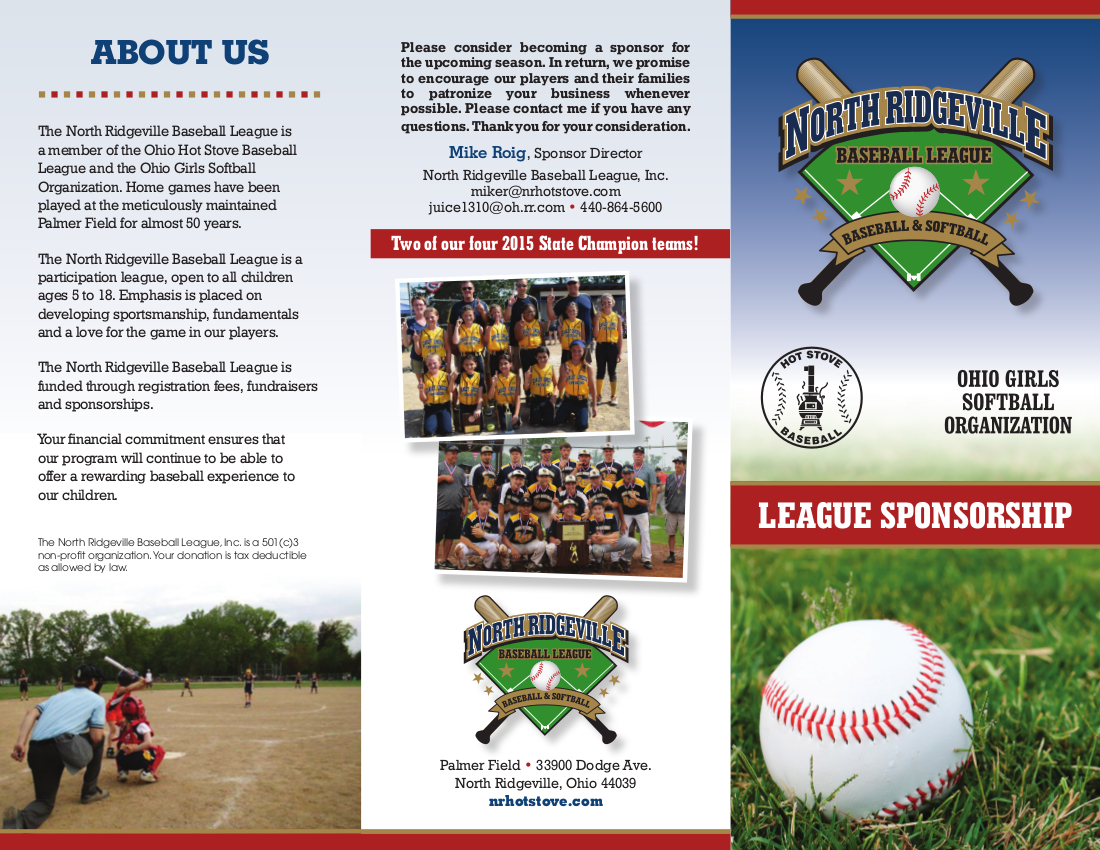 north ridgeville baseball league
